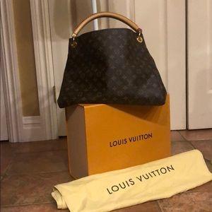 Louis Vitton Large Artsy MM